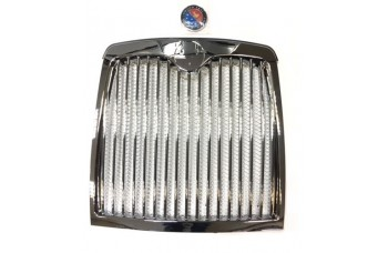 TAXI TX4 CHROME GRILLE + BADGE - CHINA BUILT CAB