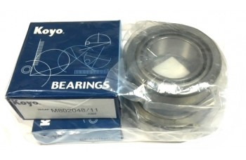 REAR AXLE DIFFERENTIAL BEARING KIT (LATE TX1) TX2 TX4 (4 PIECES)