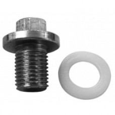 ENGINE SUMP DRAIN PLUG & WASHER