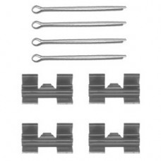 FRONT BRAKE PAD FITTING KIT