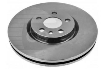 SINGLE FRONT BRAKE DISC C8 PEUGEOT EXPERT E7 285mm