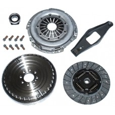 CLUTCH + SOLID FLYWHEEL CONVERSION KIT TX2