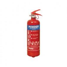 FIRE EXTINGUISHER 1 KG + GAUGE