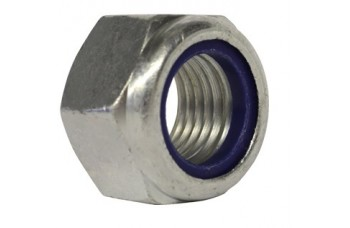 REAR CHASSIS FRONT BOLT NUT