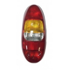 TAXI REAR LAMP TX1 TX2 TX4 (WITH AMBER INDICATOR LENS)