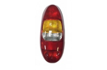 TAXI REAR LAMP TX1 TX2 TX4 (WITH AMBER INDICATOR LENS)