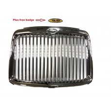 TAXI FRONT CHROME GRILLE + BADGE TX1 & TX2